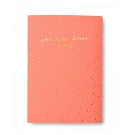 Mara Mi She Who Dares Notebook
