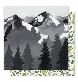 American Crafts Creek Mountain Paper