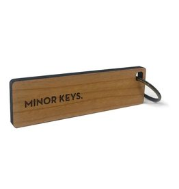 Sapling Press Key Tag: Minor Keys