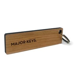 Sapling Press Key Tag: Major Keys
