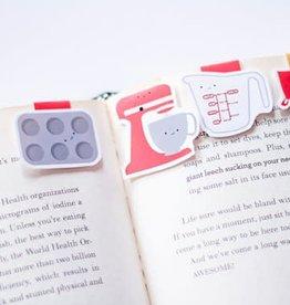 Crafted Van Baking Mini Magnetic Bookmark