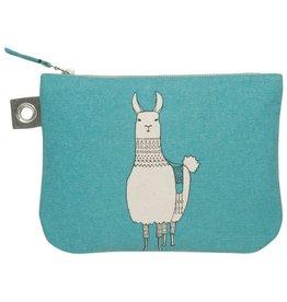 Now Designs Llamarama Zip Pouch