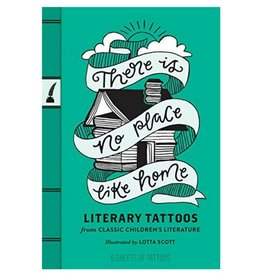 Hachette Book Group No Place Like Home Temp Tattoos