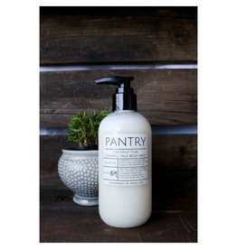 Pantry Products Lemon and Vanilla Coconut Milk Body Wash