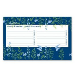 Colette Paperie Change The World Notepad