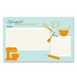 Colette Paperie Recipe Notepad