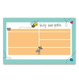 Colette Paperie Busy Bee Notepad