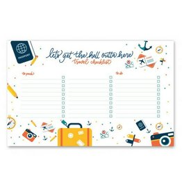 Colette Paperie Travel Checklist