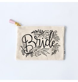 Lily & Val Bride Pouch