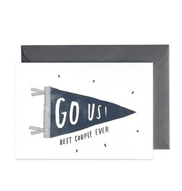 In the Daylight Go Us! Card