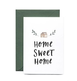 In the Daylight Home Sweet Home Card