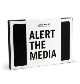 Knock Knock Stationery Set: Alert Media