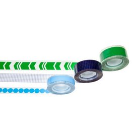 Blot Tape, Green/Blue
