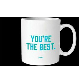 Quotable You're The Best Mug