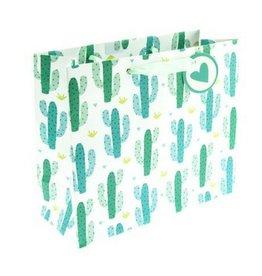 Graphique Cactus Bag, Med