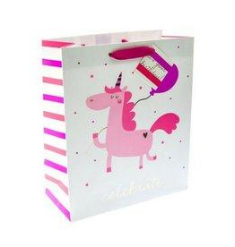 Graphique Unicorn Gift Bag, Med