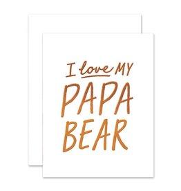 The Social Type Papa Bear