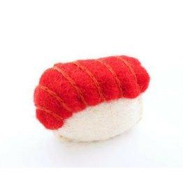 The Foggy Dog Tuna Nigiri Cat Toy, Catnip