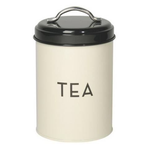 Now Designs Ivory Tea Tin