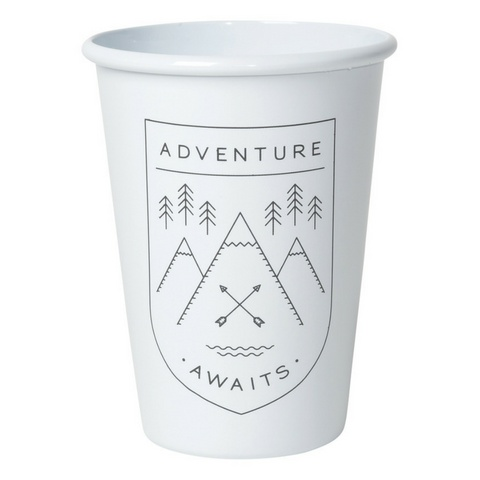 Now Designs Adventure Awaits Tumbler