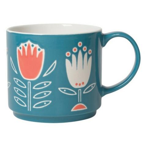 Now Designs Tulipa Stacking Mug