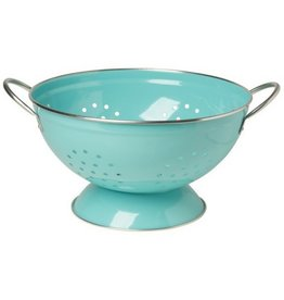 Now Designs Colander, Turquoise - 3 Qt.