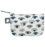 Now Designs Birdland Zip Pouch, Sm