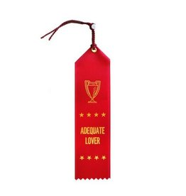 Boldfaced Adequate Lover Ribbon