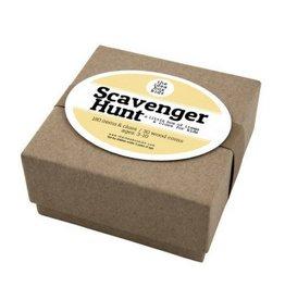 The Idea Box Scavenger Hunt for Kids
