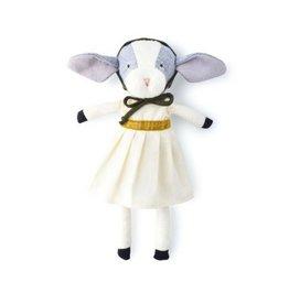 Hazel Village Ivy Goat in Muslin Dress