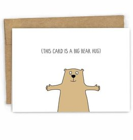 Fresh! A Bear Hug