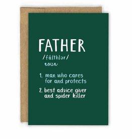 Fresh! Father Definition