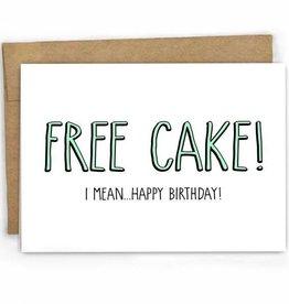 Fresh! Free Cake