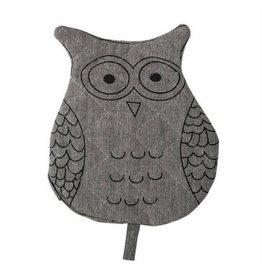 Bloomingville Owl Oven Mitt