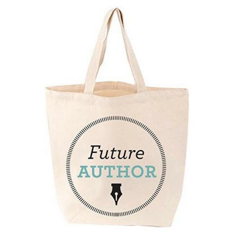 Gibbs Smith Future Author Tote