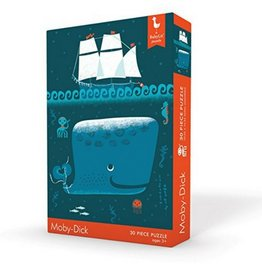 Gibbs Smith Moby Dick Puzzle