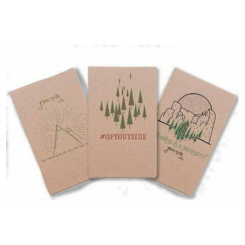 Gibbs Smith Wilderness Notebooks