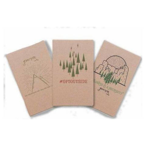Gibbs Smith Wilderness Notebooks