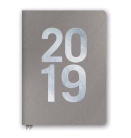 Studio Oh! 2019 Gunmetal Weekly Agenda