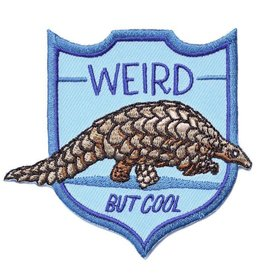 """Frog and Toad """"Weird but cool"""" Patch"""