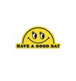 Seltzer Goods Smiley Magnet