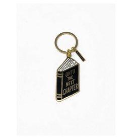 Idlewild Co. Next Chapter Keychain