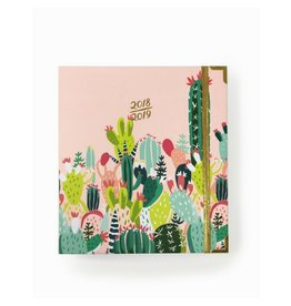 Idlewild Co. 2019 Prickly Pear Planner, 17 mo.
