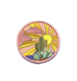 Antiquaria Sunset Cactus Patch