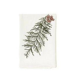 June & December Cedar Towel