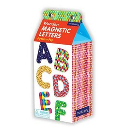 Hachette Book Group Wooden Letter Magnets