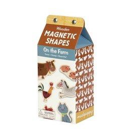 Hachette Book Group Farm Shape Magnets