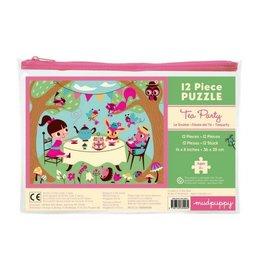 Hachette Book Group Tea Party Puzzle Pouch