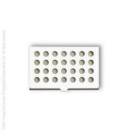 Design Ideas White Card Holder