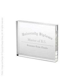 Design Ideas Master of BS Award